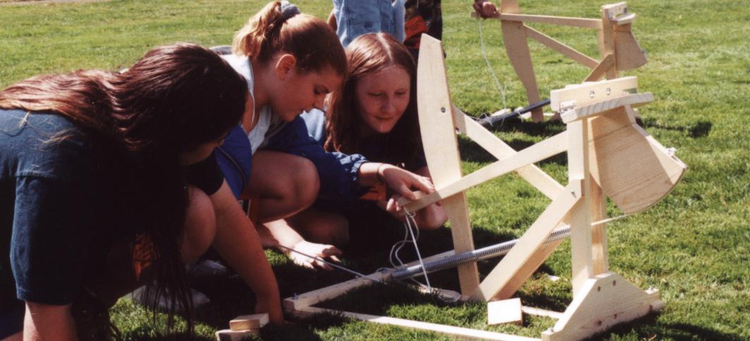 catapult girls