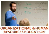 Organizational and Human Resources Education