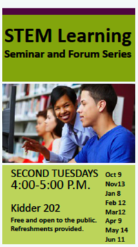 STEM Seminar and Forum Series