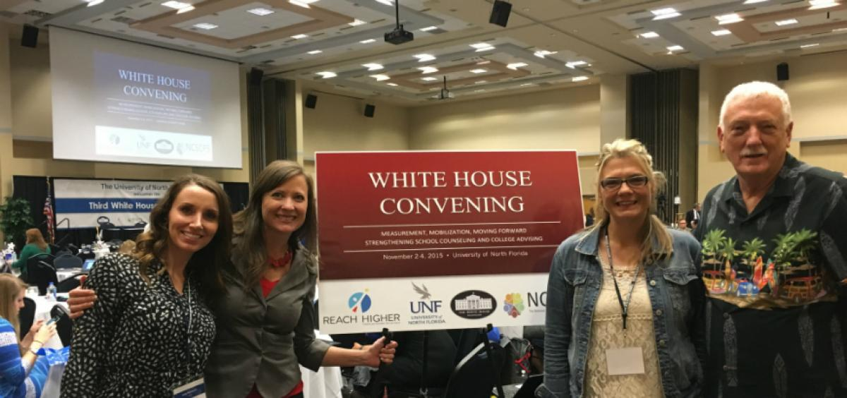 Oregon State College of Education attends 3rd White House Convening on School Counseling