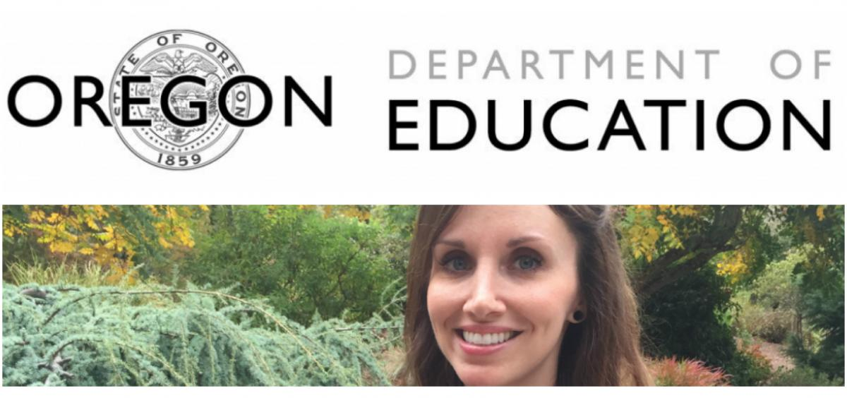 Holly Thompson, Counseling PhD candidate, College of Education Oregon State University