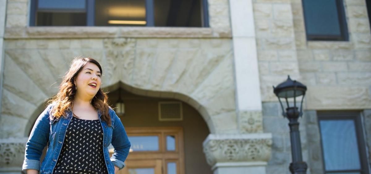 Vanessa Torres, 2016 Graduate